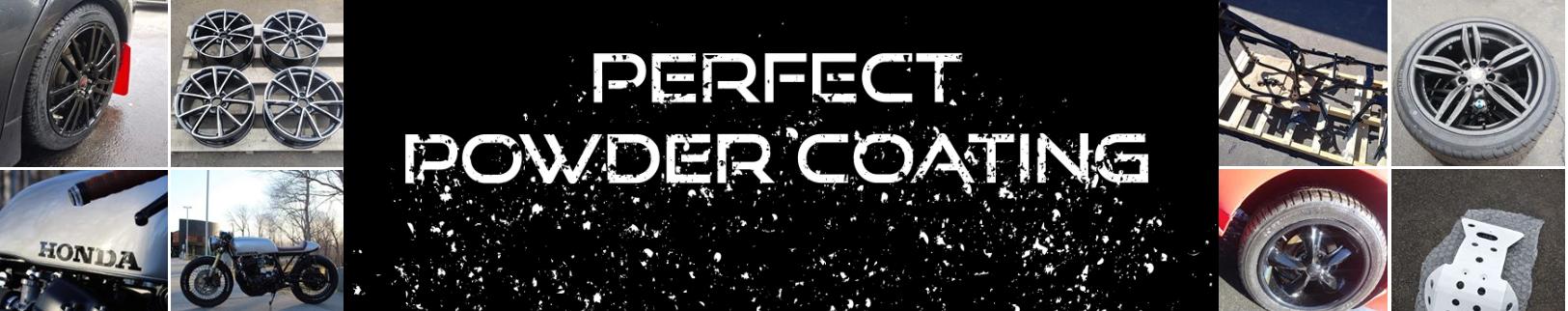 perfect powder coating